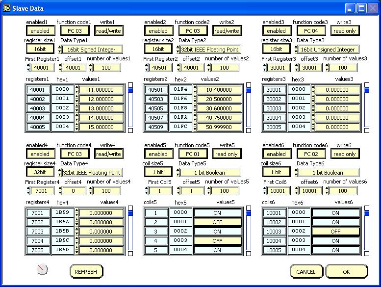 Modbus RTU/ASCII Slave Manual 2 | Simply Modbus Software