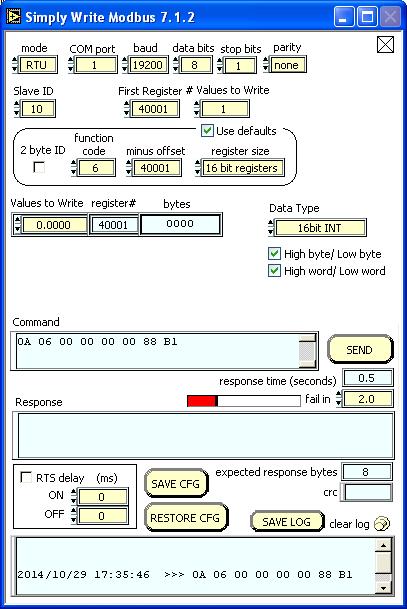 Modbus RTU/ASCII Master Manual 7 | Simply Modbus Software